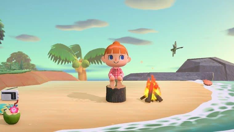 Animal Crossing: New Horizons vendeu mais de 30 milhões de cópias