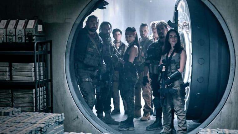 Army of the Dead – Invasão em Las Vegas   Novo filme de Zack Snyder ganha data de estreia