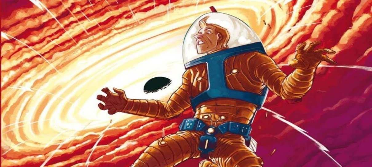 Sexta Graphic MSP do Astronauta concluirá a saga