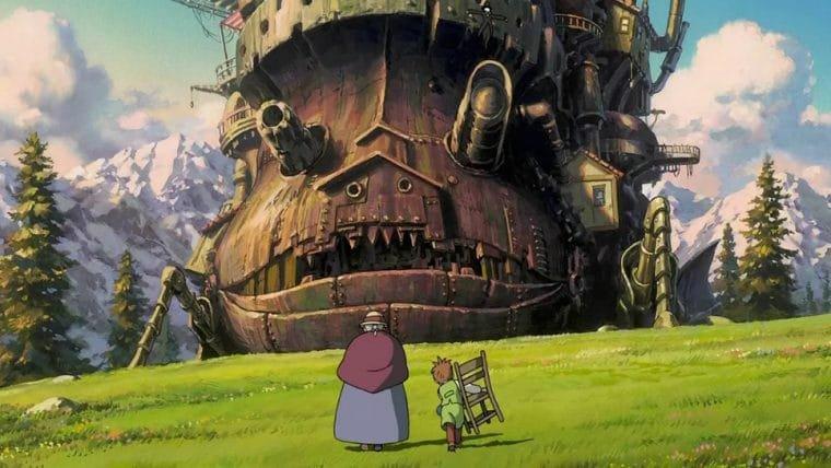 Parque do Studio Ghibli terá uma versão do Castelo Animado