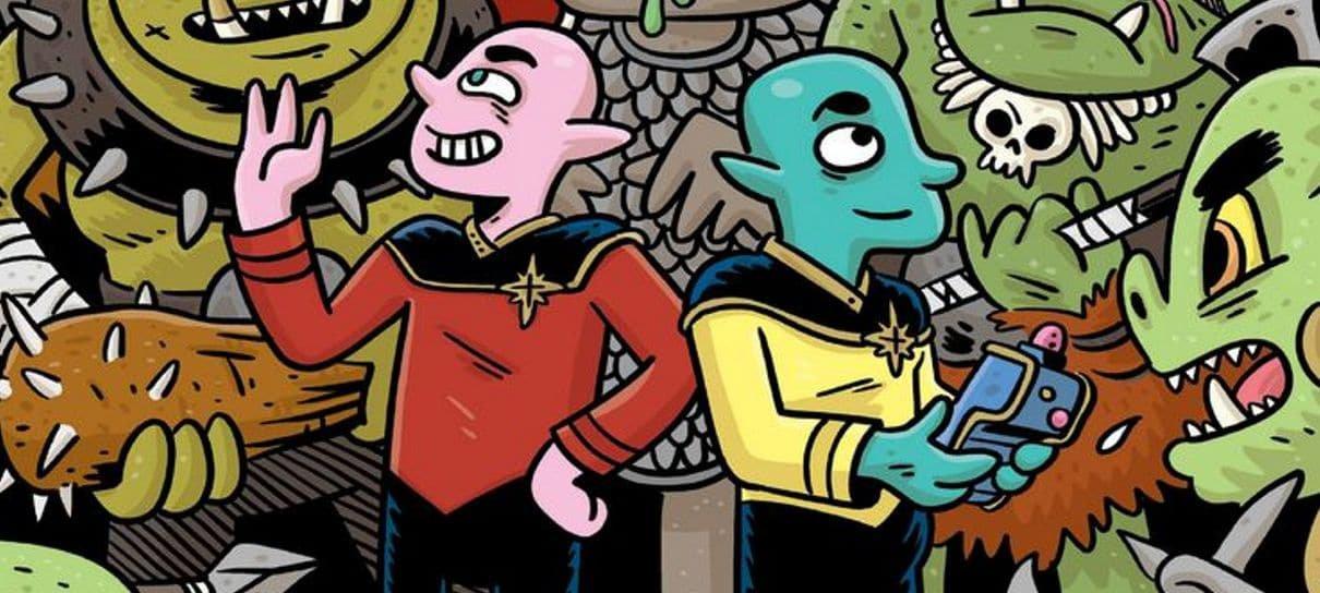 Cocriador de Rick and Morty anuncia Orcs in Space, HQ que mistura fantasia e sci-fi