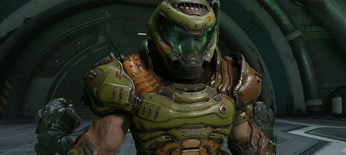 Doom Eternal | Diretor revela que cogitou colocar uma mulher como Doom Slayer