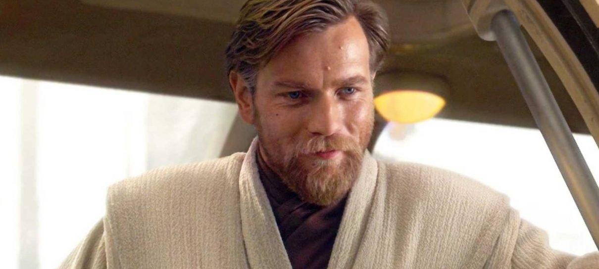 Star Wars   Ewan McGregor está mais empolgado para ser Obi-Wan agora do que antes