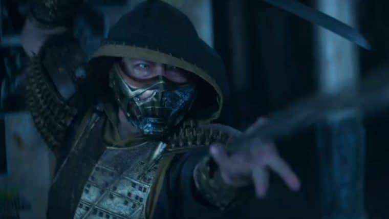 Filme de Mortal Kombat ganha trailer com muita ação e sangue