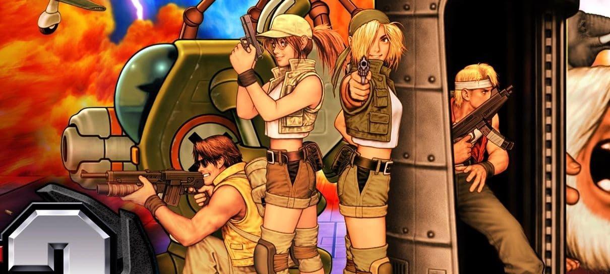 Games With Gold de março traz Metal Slug 3, Warface e mais
