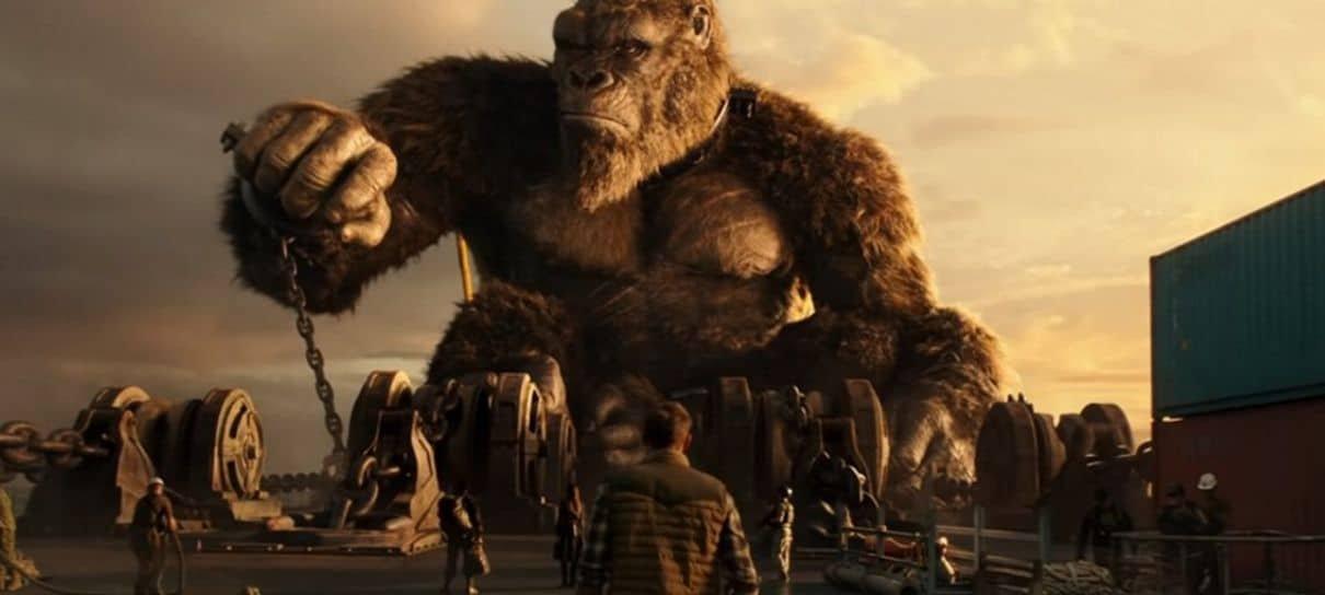 Godzilla vs Kong   O Rei vence a disputa de popularidade, segundo nossos leitores
