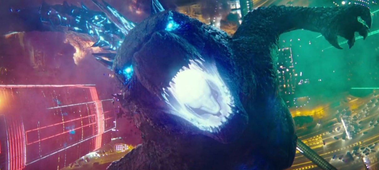 Godzilla vs Kong   Vídeos promocionais trazem cenas inéditas da luta  colossal - NerdBunker