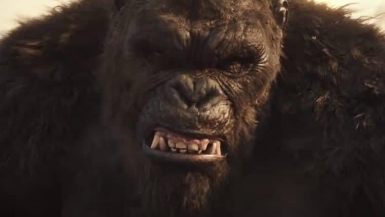 Godzilla vs Kong ganha novo teaser com cenas inéditas