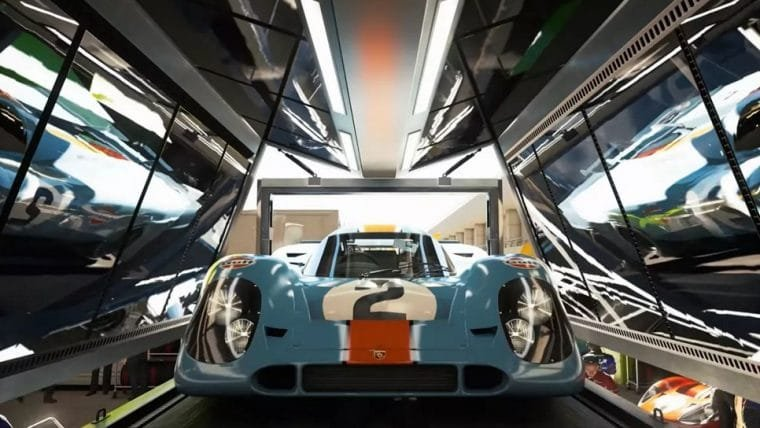Gran Turismo 7 é adiado para 2022