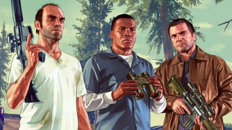 GTA V vendeu mais de 140 milhões de cópias