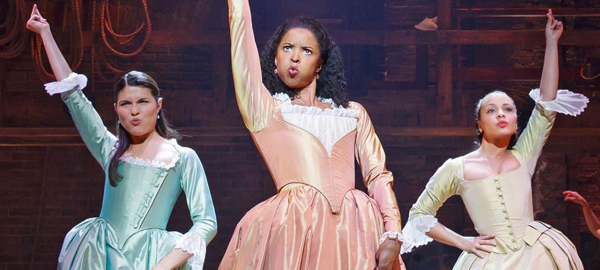 Hamilton ganha legendas em português no Disney Plus