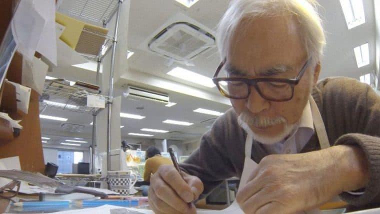 Hayao Miyazaki saiu da aposentadoria pois precisava