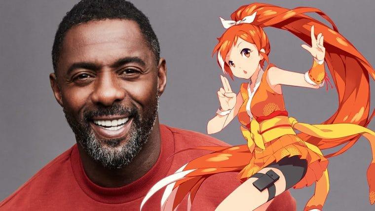 Idris Elba produzirá animação para a Crunchyroll