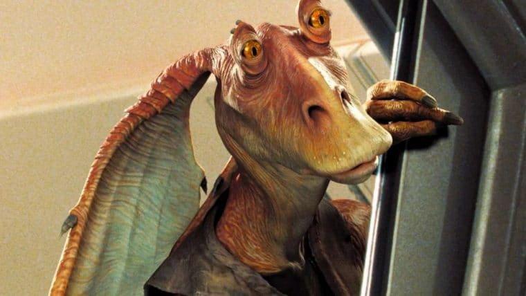 Star Wars | Jar Jar Binks vira sith em arte de fã
