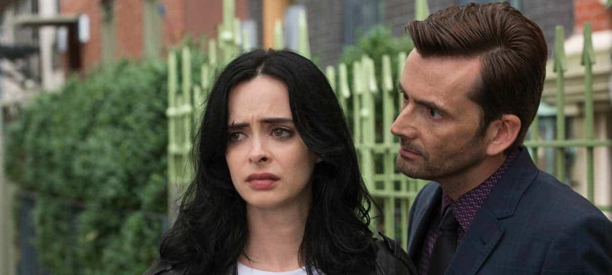Direitos de Jessica Jones e Justiceiro retornam à Marvel Studios