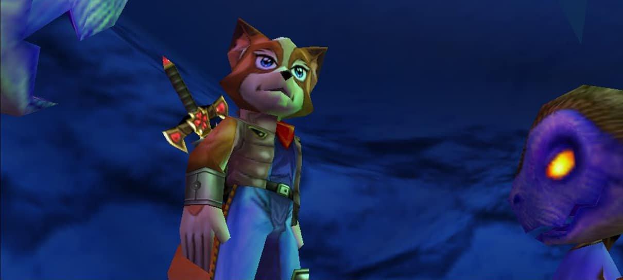 Jogo cancelado da Rare que deu origem a Star Fox Adventures é publicado na internet