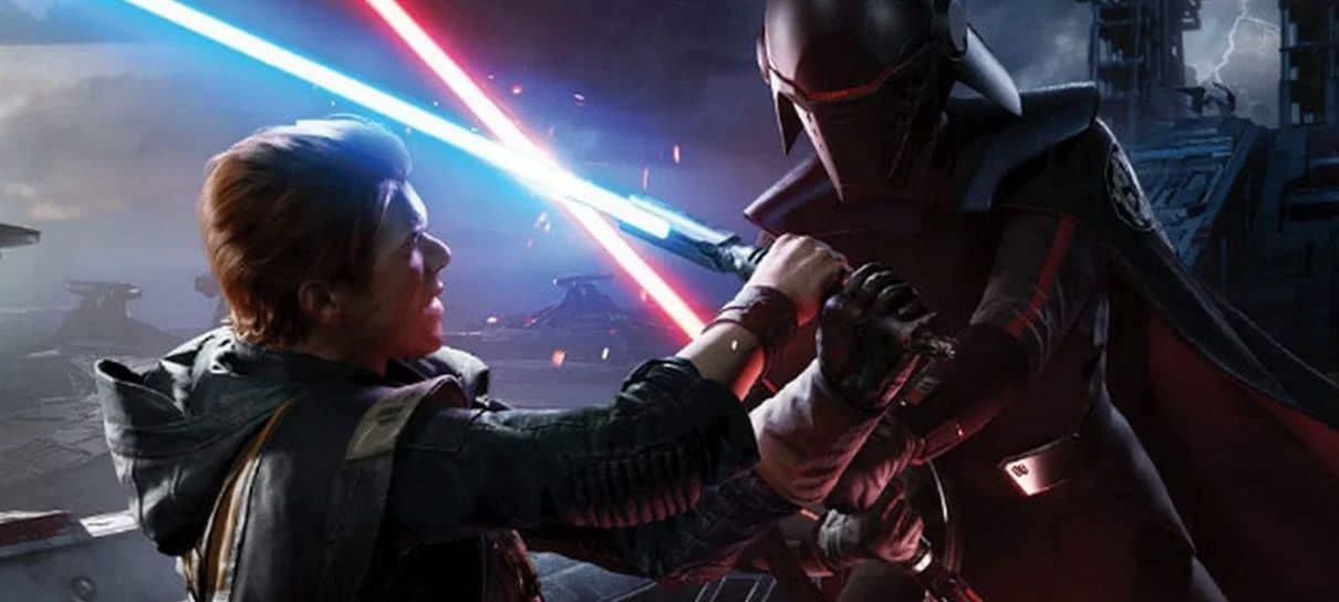 Jogos de Star Wars já geraram mais de US$ 3 bilhões para EA