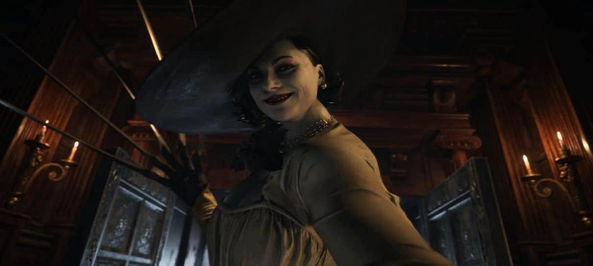 Resident Evil   Diretor de arte ficou surpreso com a reação dos fãs à Lady Dimitrescu