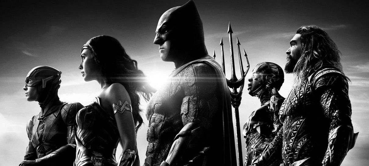 Liga da Justiça   Snyder Cut terá lançamento mundial simultâneo em março