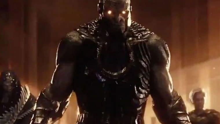 Liga da Justiça | Snyder Cut ganha novo teaser com a Vovó Bondade