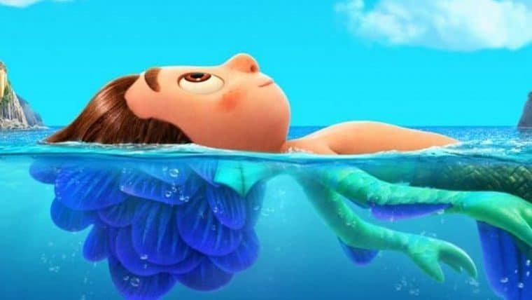 Luca, nova animação da Pixar, ganha pôster
