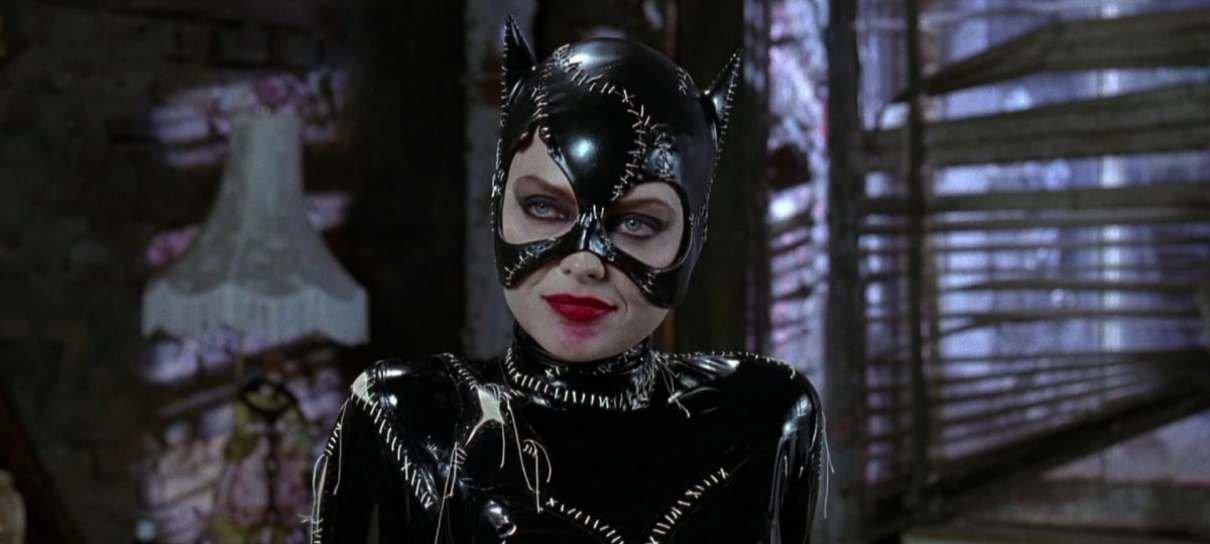 Batman: O Retorno | Vídeo mostra Michelle Pfeiffer arrasando com o chicote da Mulher-Gato