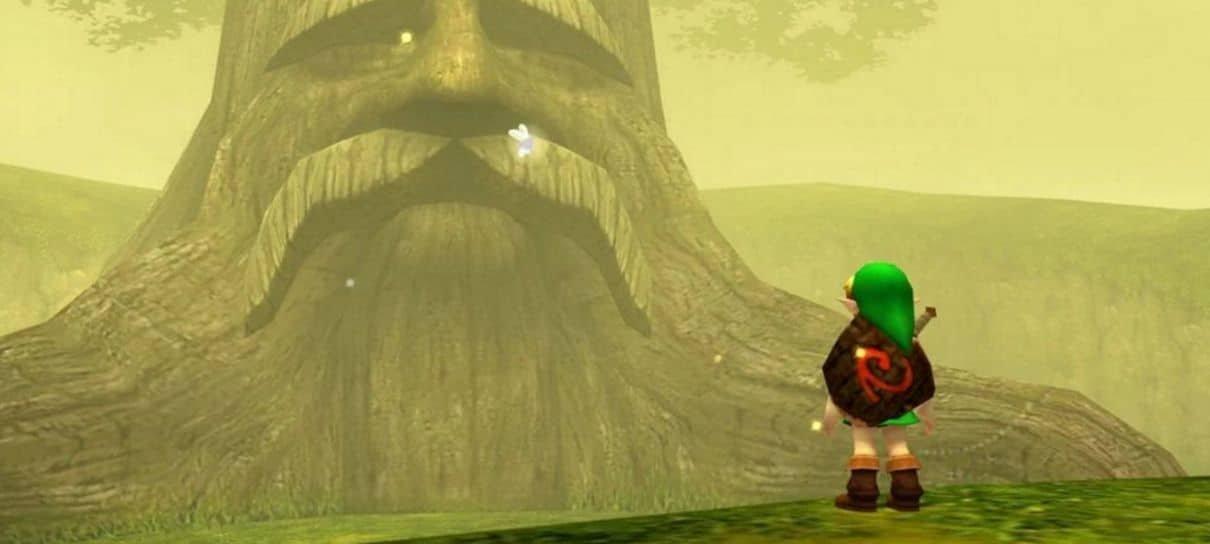 Mod coloca Zelda: Ocarina of Time para rodar em 4K e 60 fps