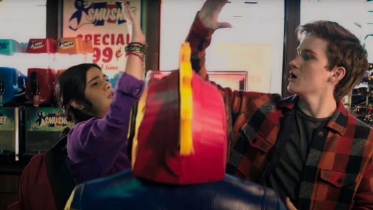Ms. Marvel | Diretor publica foto dos bastidores da nova série do Disney Plus