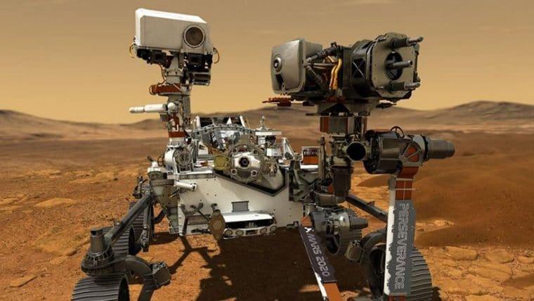 Acompanhe o pouso da sonda Perseverance em Marte