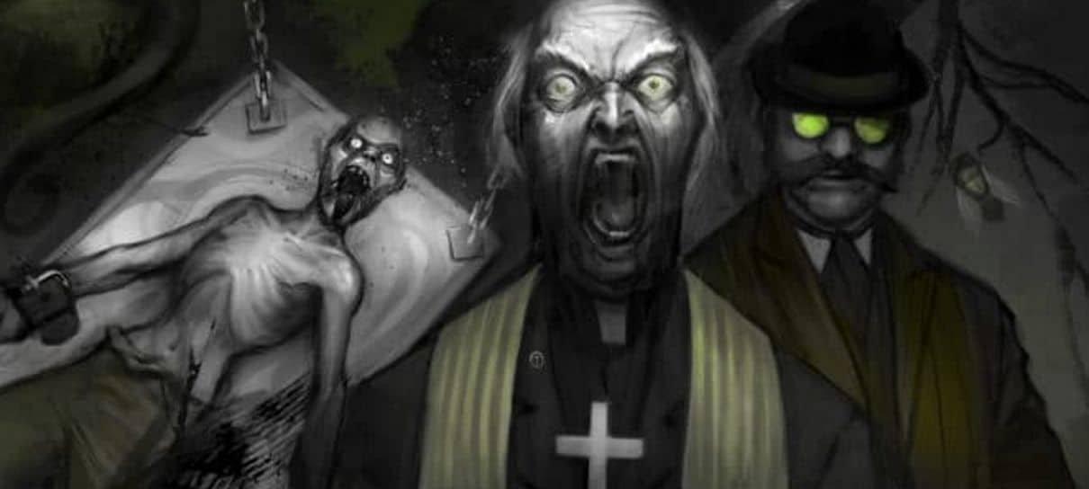 Leonel Caldela compartilha anotações do primeiro episódio do Nerdcast RPG: Call of Cthulhu