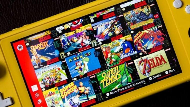 Nintendo anuncia aumento de preço do Switch Online