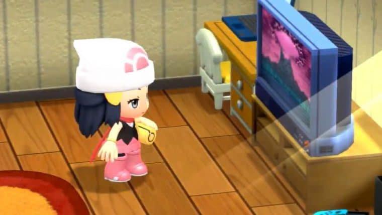 Nintendo anuncia remakes de Pokémon Diamond e Pearl para Switch