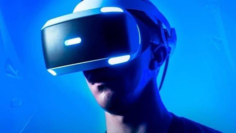 Nova geração do PlayStation VR está em desenvolvimento