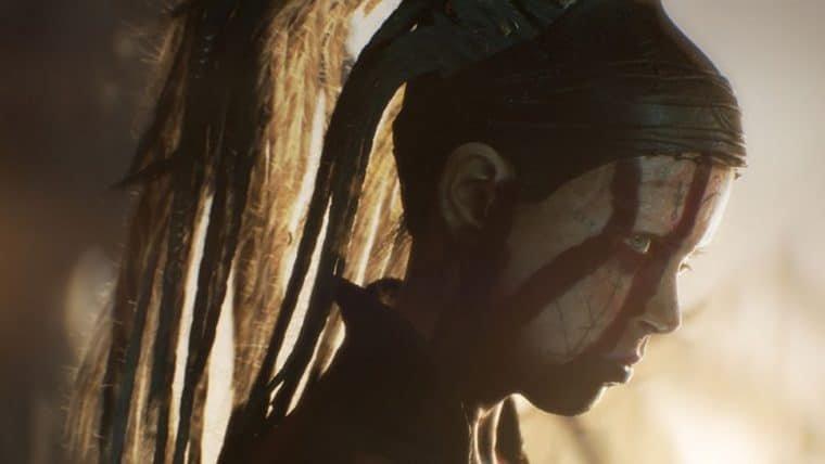 Nova imagem de Hellblade II destaca iluminação de cenário