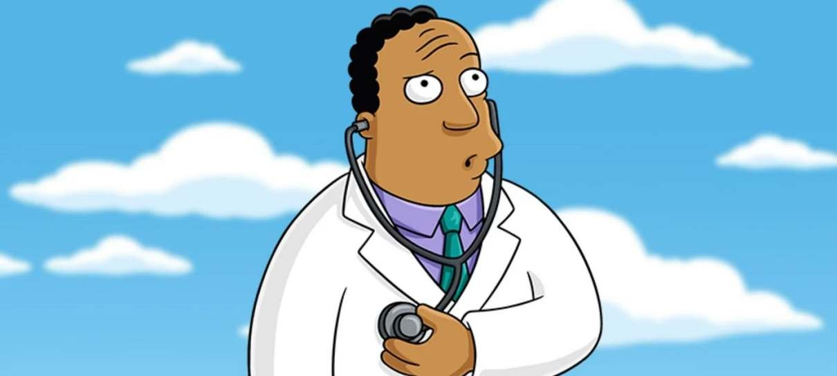 Dr. Hibbert, de Os Simpsons, terá novo ator como voz original
