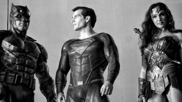 Snyder Cut de Liga da Justiça termina com um