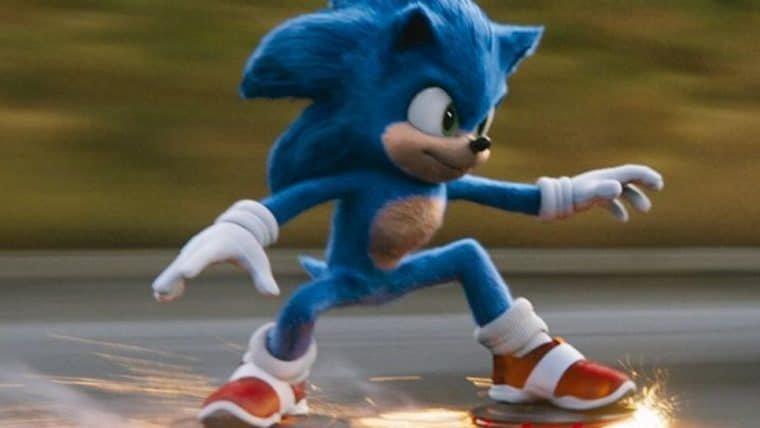 Logo da sequência de Sonic: O Filme destaca um antigo companheiro