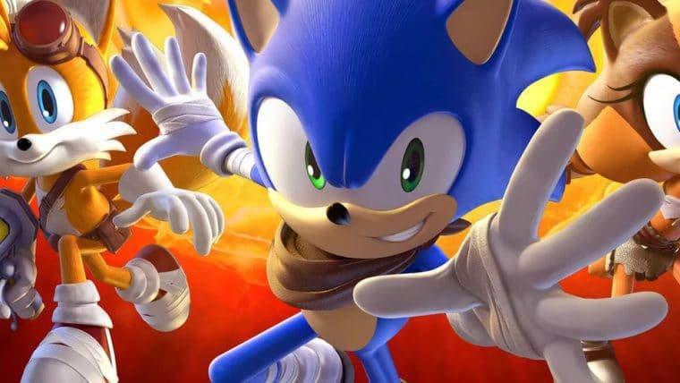 Sonic Prime é nova série animada da Netflix
