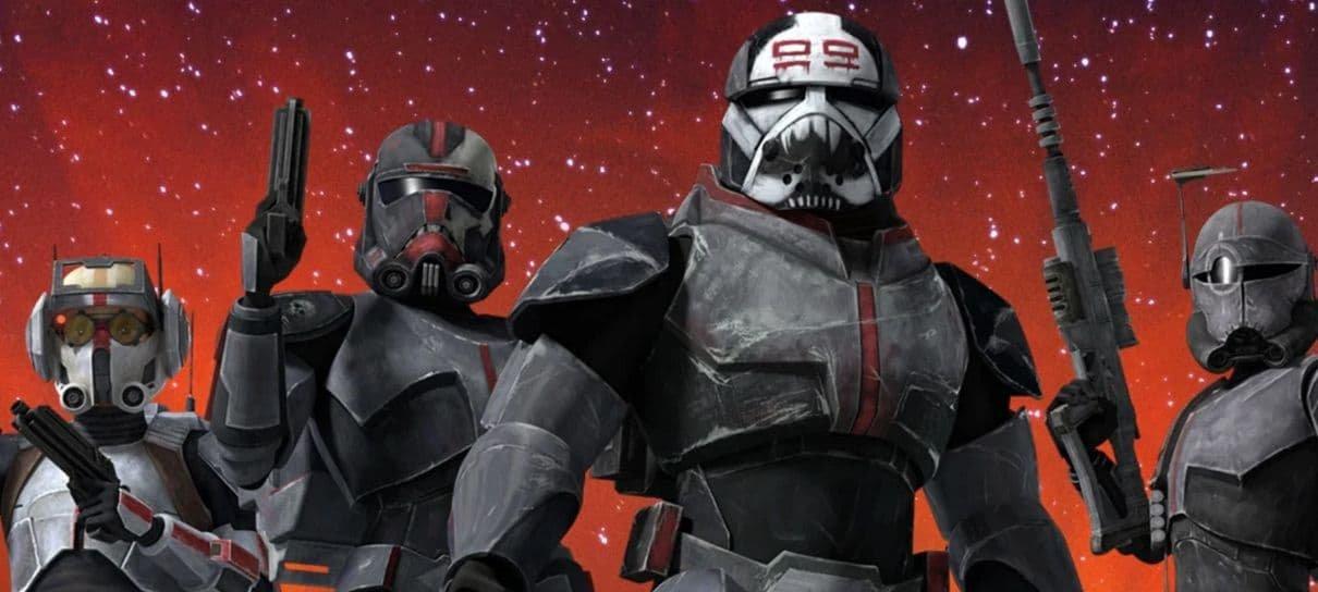 Star Wars: The Bad Batch | Série animada ganha data de estreia