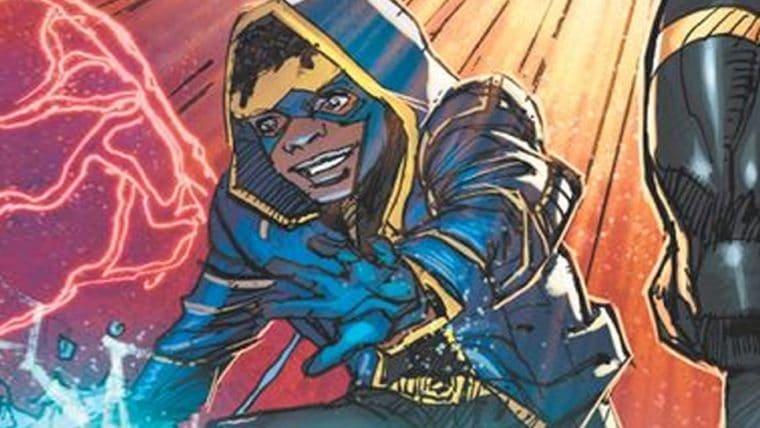 Super Choque ganha novo visual em revival da Milestone Comics