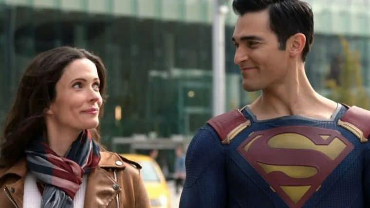 Superman & Lois | Novo vídeo mostra o casal lidando com conflitos familiares