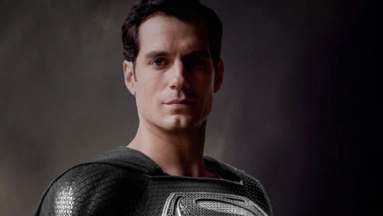 Liga da Justiça | Superman aparece com traje preto em trecho relançado do Snyder Cut