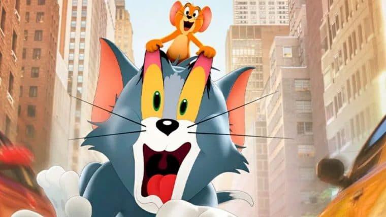 Tom e Jerry | Filme ganha teaser ao som de Ai, Se Eu Te Pego