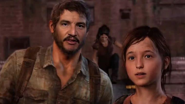 The Last of Us | Vídeo coloca Pedro Pascal e Bella Ramsey como Joel e Ellie no jogo