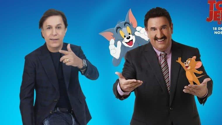 Tom e Jerry: O Filme   Tom Cavalcante e Ratinho fazem zoeira com o live-action