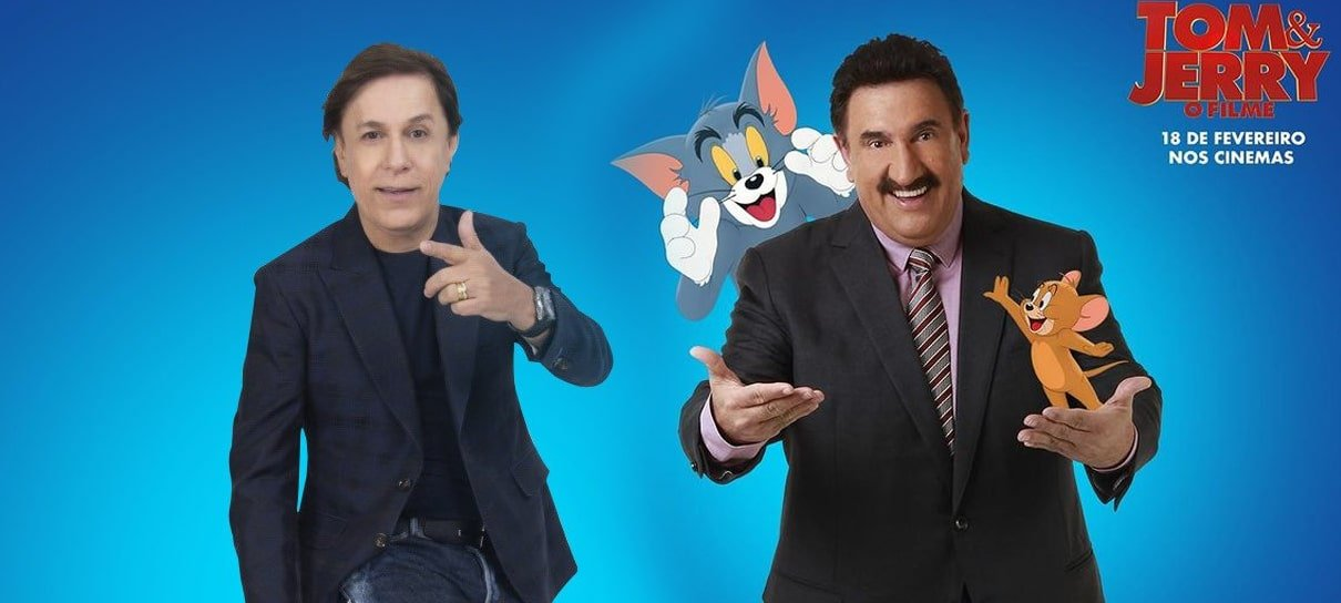Tom e Jerry: O Filme | Tom Cavalcante e Ratinho fazem zoeira com o live-action