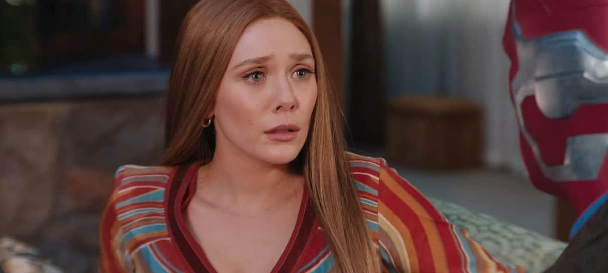 WandaVision | Elizabeth Olsen indica que mais rostos conhecidos devem aparecer na série