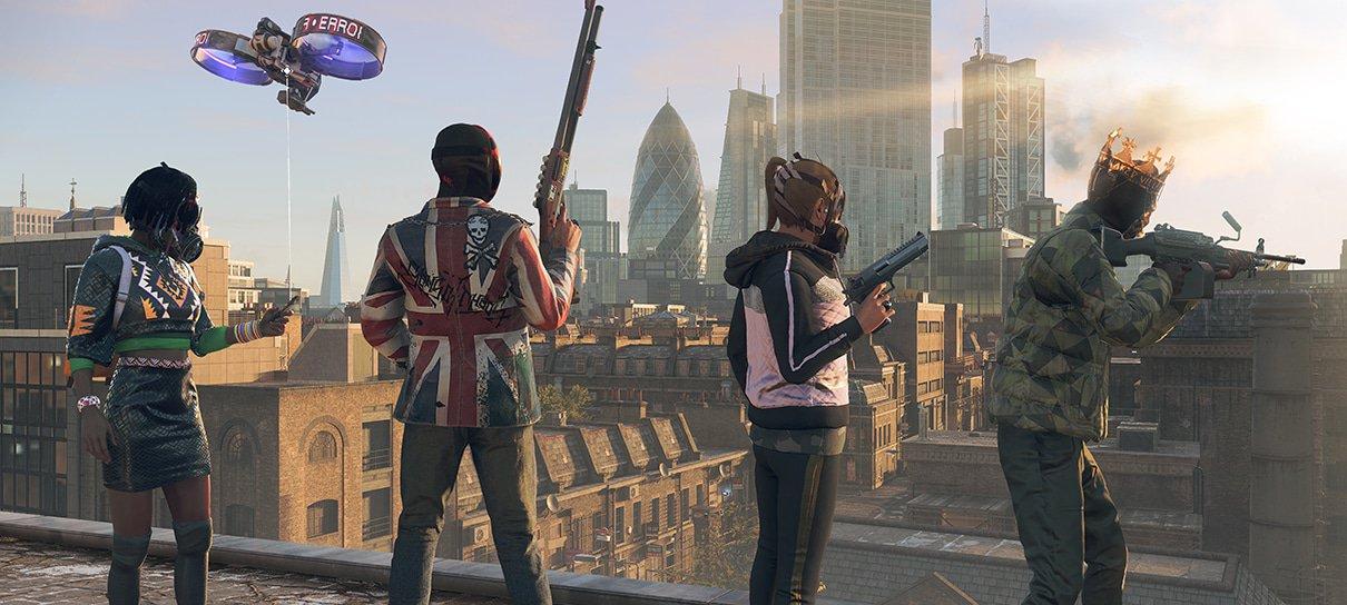 Watch Dogs: Legion | Multiplayer traz arena de robôs-aranha e novas missões desafiadoras