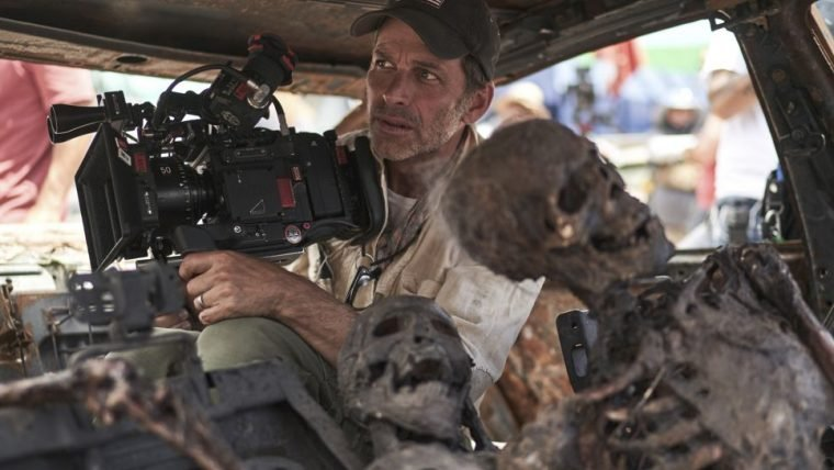 Army of the Dead, novo filme de Zack Snyder, é classificado para maiores de 17 anos