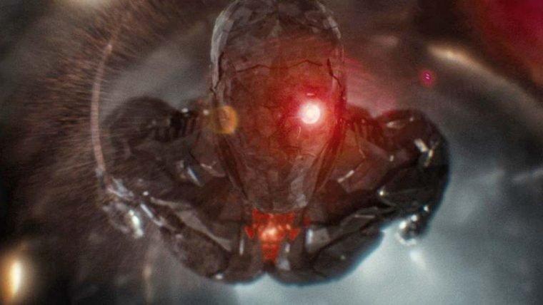 Liga da Justiça | Zack Snyder publica nova foto do Ciborgue com frase do Caçador de Marte